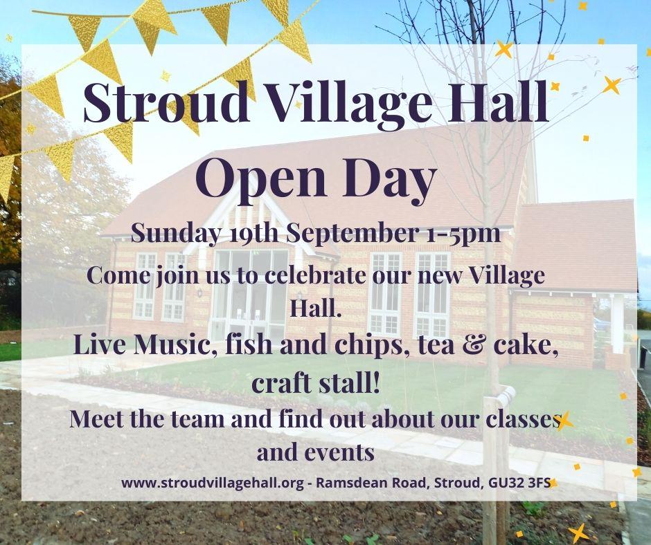 Village Hall Open Day Facebook Post (6)