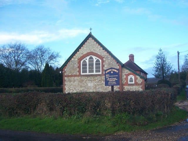 Stroud Church SU727243