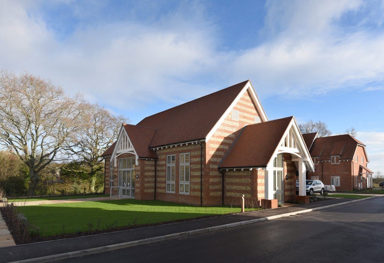 Stroud Village Hall November 2020