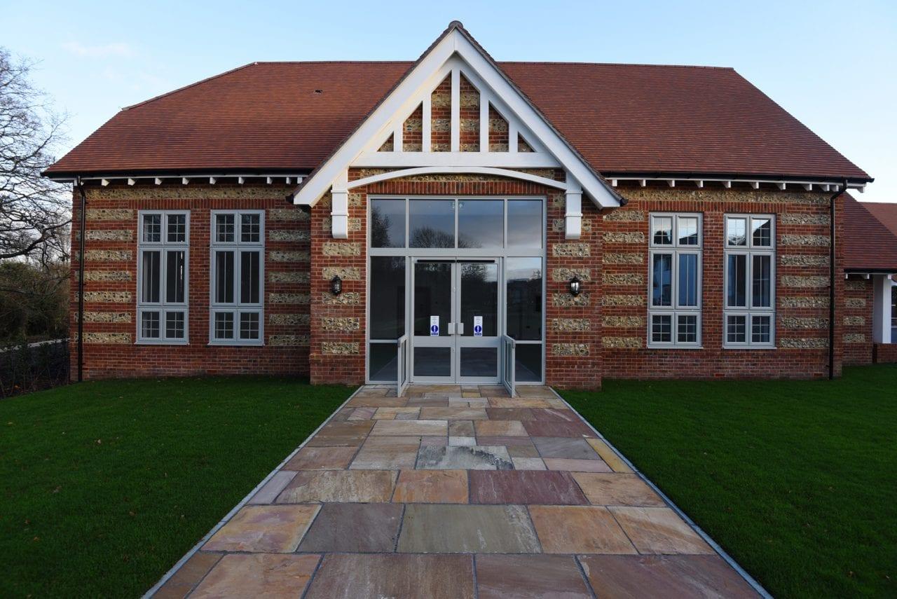 Stroud Village Hall December 2020