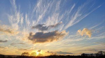 10 ! IMG_20210103_153831 Brilliant sunset Reduced