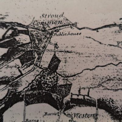 history-of-Petersfield-in-maps
