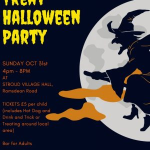 Trick or Treat Halloween Party 2021